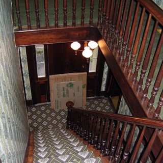Goodnow Stairway